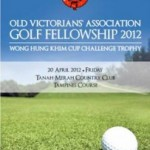 OVA GOLF – WONG HUNG KHIM GOLF FELLOWSHIP 2012