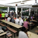 Kampung Breakfast on 6th July Cancelled